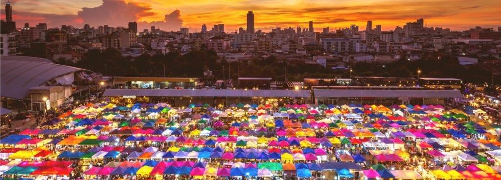 najveće mjesto za upoznavanje u Tajlandu